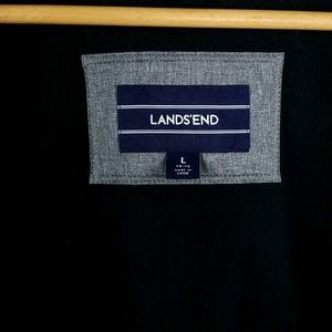 Lands' End Jackets & Coats - Lands' End Squall Unlined Wind Breaker Size Large